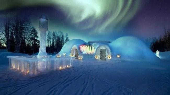Kemi Northern Lights