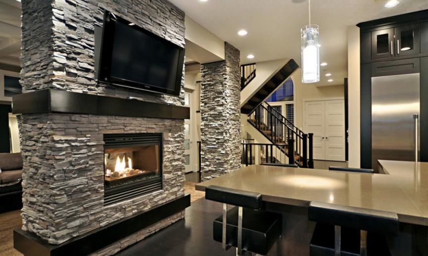 Fireplaces Eldorado Stone