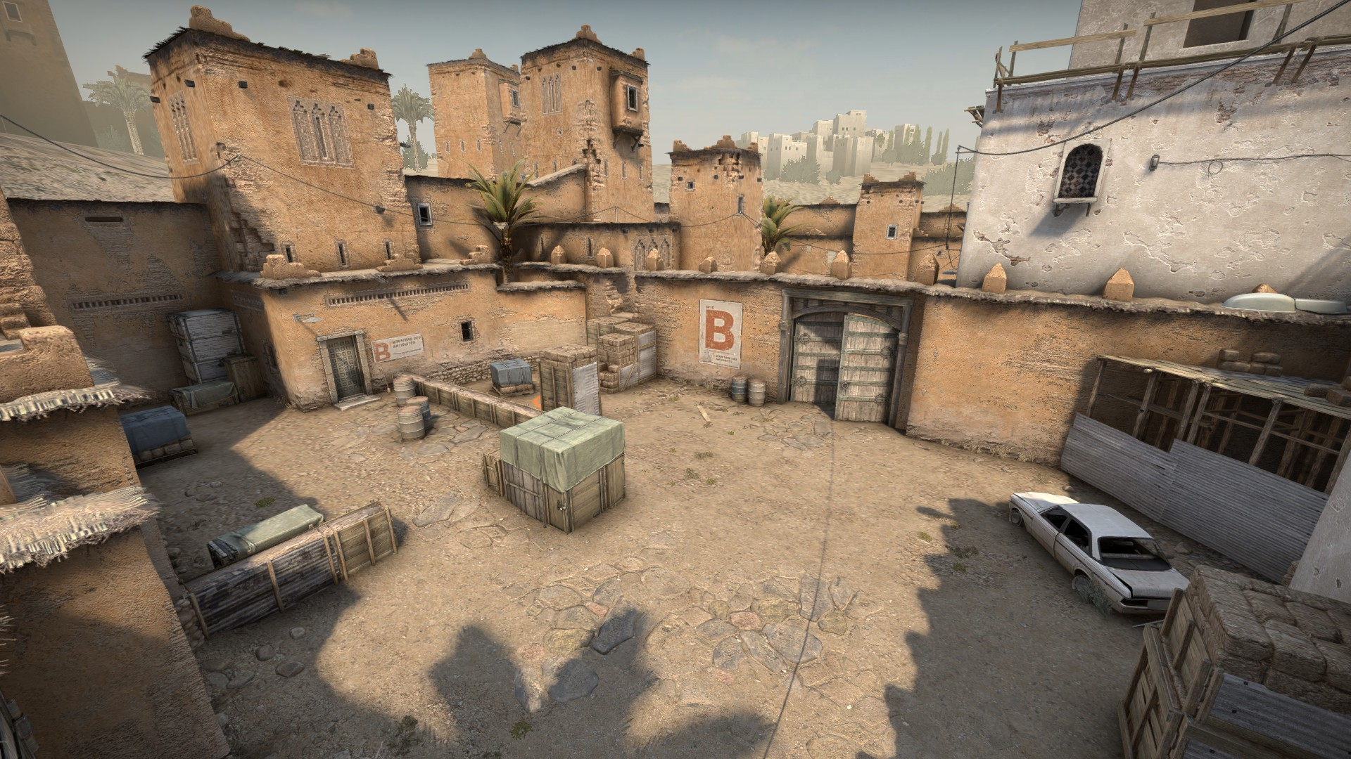 Counter Global Strike Offensive Map