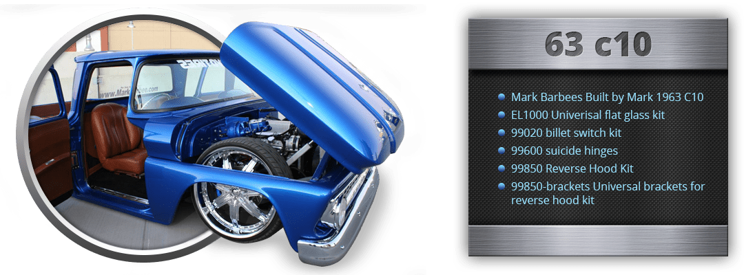 Electric Life Power Window Systems Amp Accessories