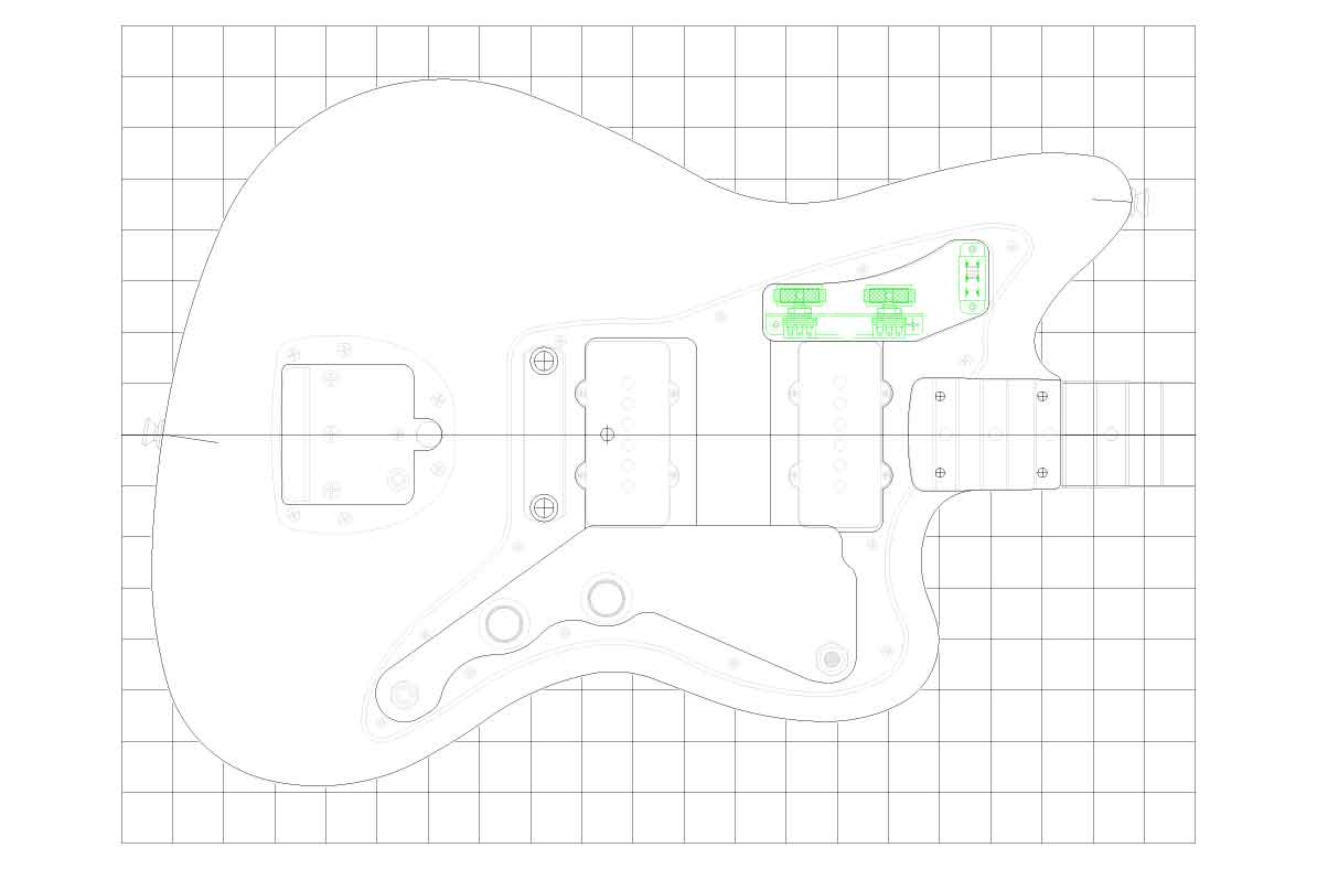 Jazzmaster Wiring Diagram Diagrams Fender Kit Blacktop 46