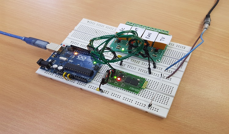 Diy Home Automation Security System