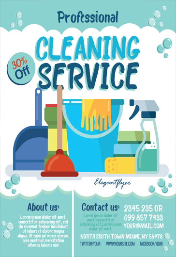 Flyers Cleaning Service