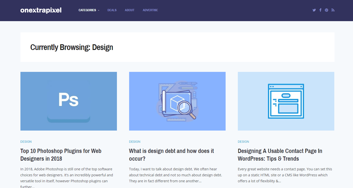 Designs Blog Best