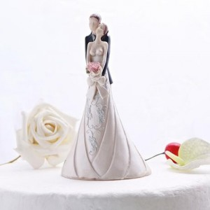 5 Incredible Wedding Cake Topper Designs to Inspire     classic hold you in my arms wedding cake topper
