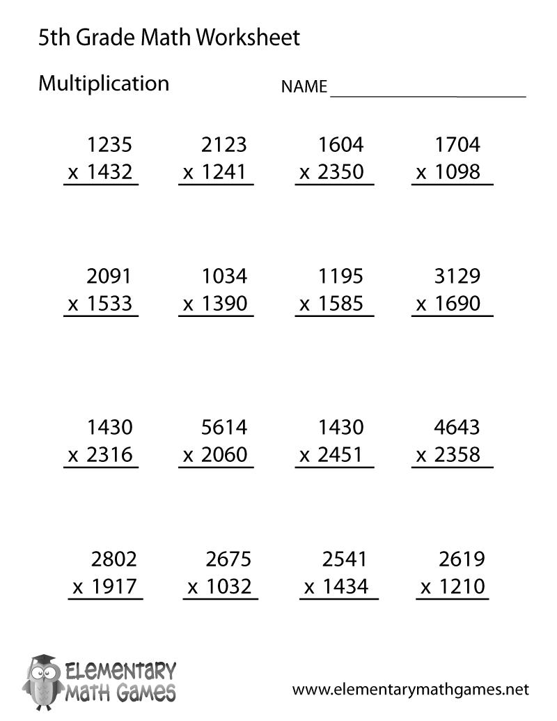 Envision Math 5th Grade Book