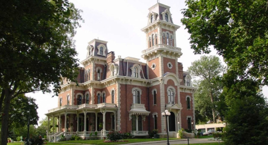 Mansion Governors Indiana