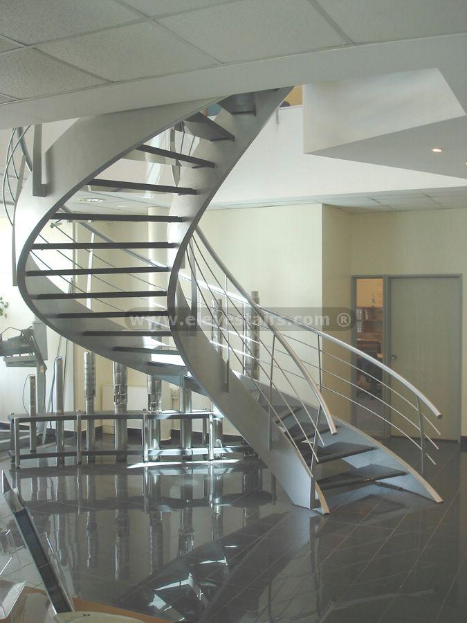 Modern Deck Railing
