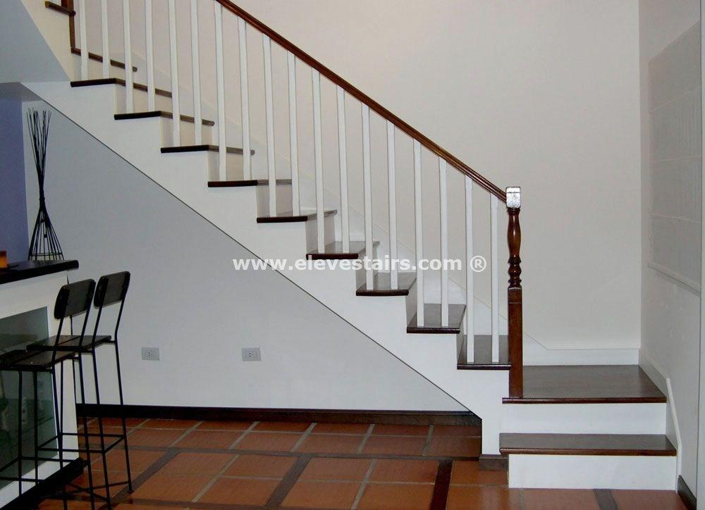 Wood Stairs Oak | Stairs Covered In Wood | Round | Interior | Metal | Random | Luxury