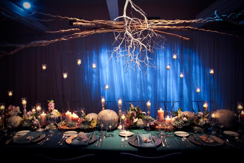 Centerpieces Tables Wedding