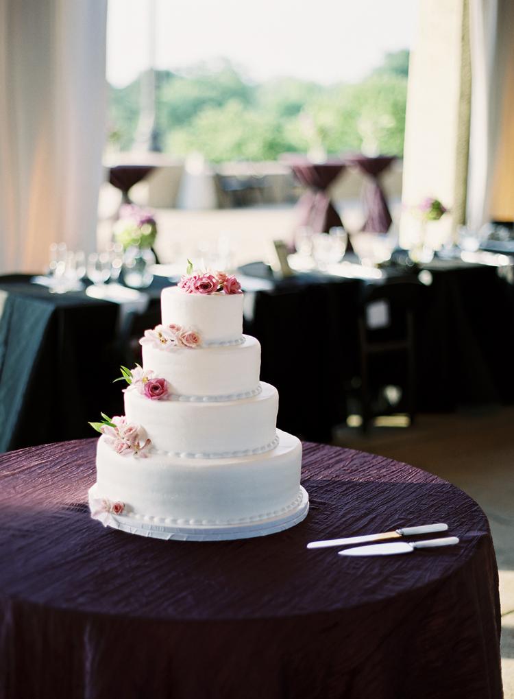 Simple Elegant Wedding Cake Elizabeth Anne Designs The