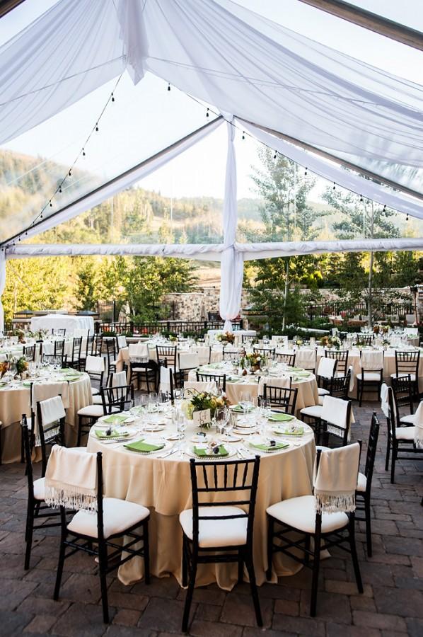 Outdoor Tent Reception Venue Ideas Elizabeth Anne