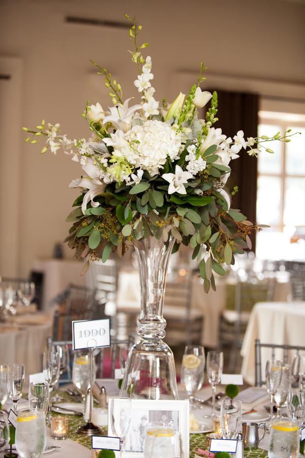 Gothic Wedding Table Decorations