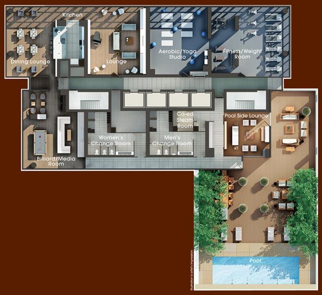 Kitchen Floor Plans Island