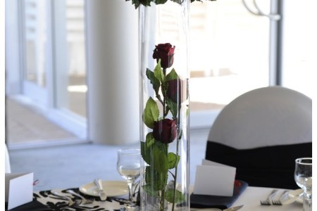 red white black wedding table decorations » Top Artist Of The Year ...