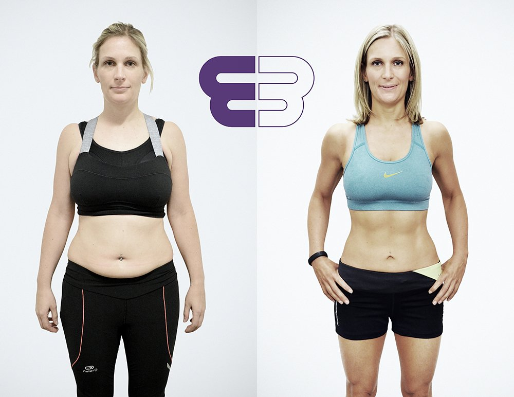 Client Results | Embody Personal Fitness Training Gym, London