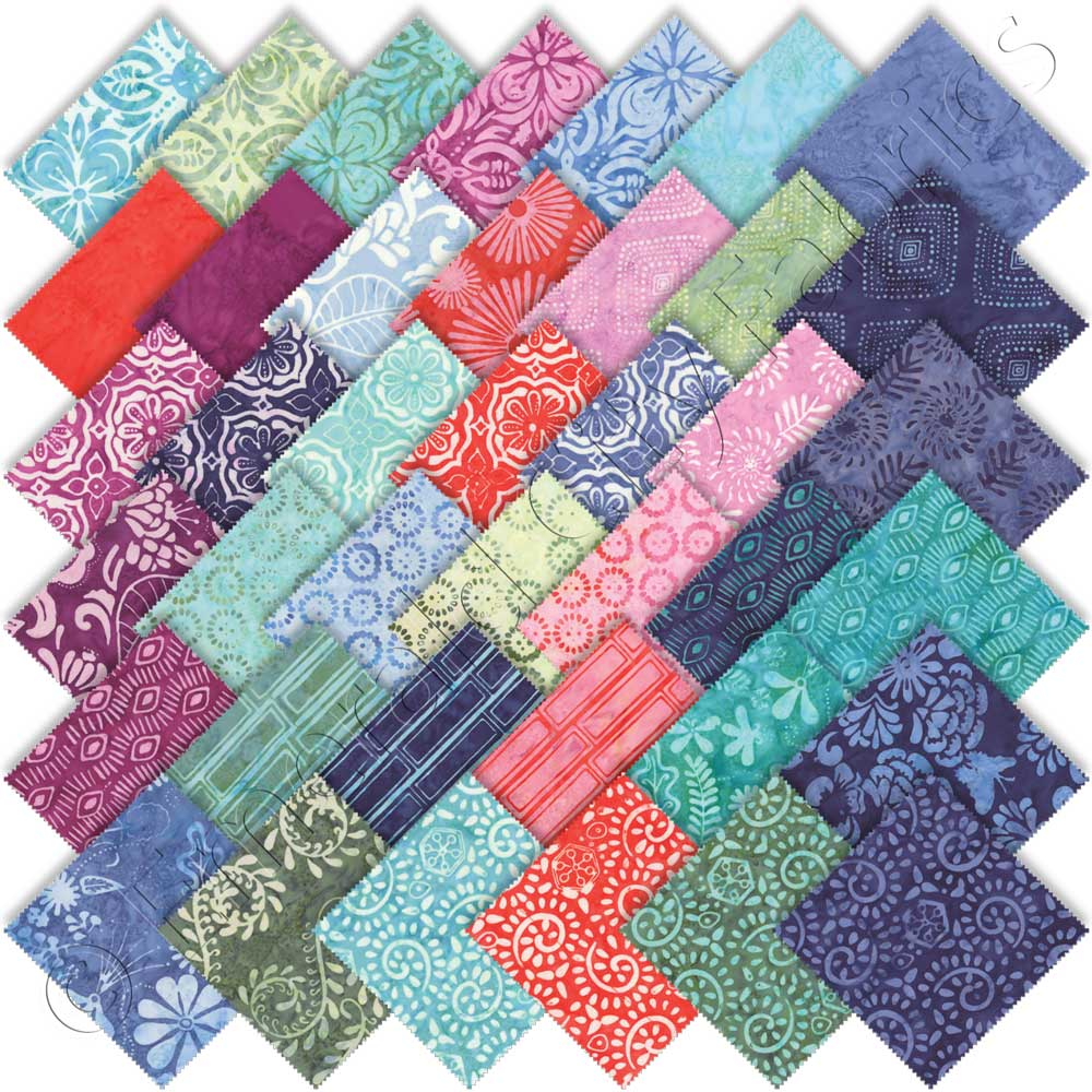 Jelly Charm Quilt Pattern