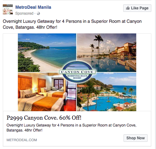 15 Inspiring Facebook Ad Examples Of Brands In The Philippines