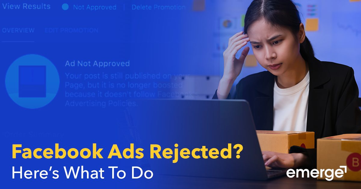 facebook ads rejected