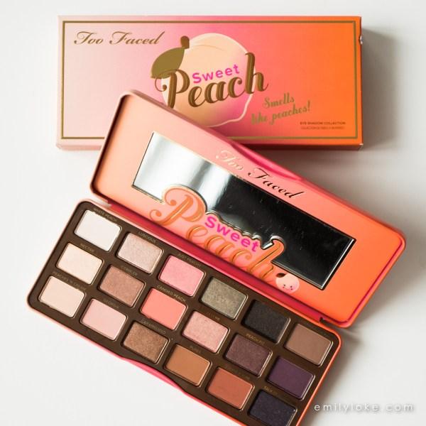 sweet peach palette # 44