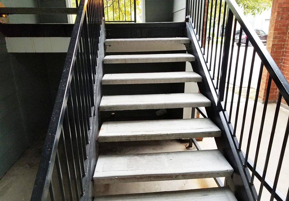 Why You Should Install Concrete Stairs Empire Construction Group | Precast Basement Stairs Cost | Basement Egress | Bilco Doors | Bulkhead | Egress Window | Finished Basement