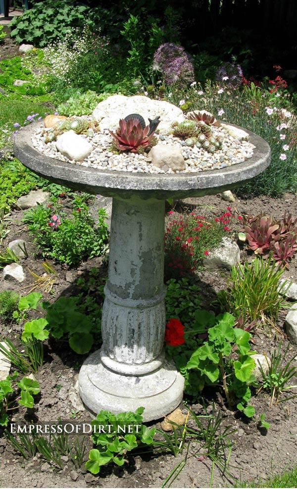 Shallow Flower Pots
