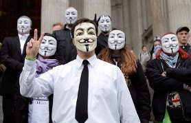 The Occupy Protests and the Anonymous Jesuit Deception