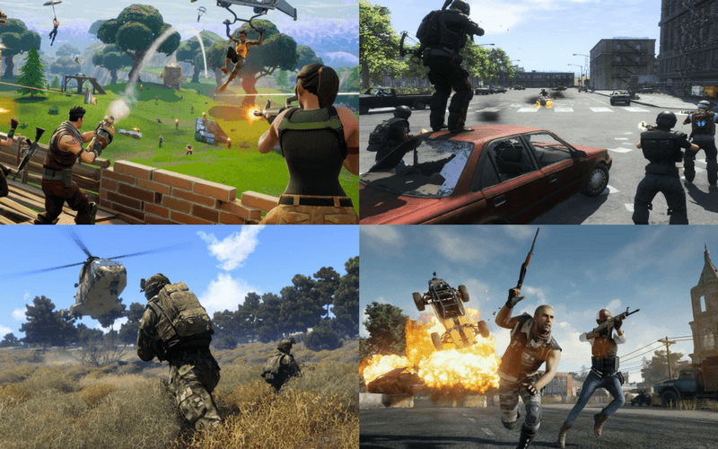 The definitive list of the 11 most popular Battle Royale PC games in     The definitive list of the 11 most popular Battle Royale PC games in 2018