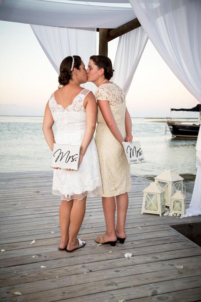 Aransas Pass Texas Same Sex Wedding Venue