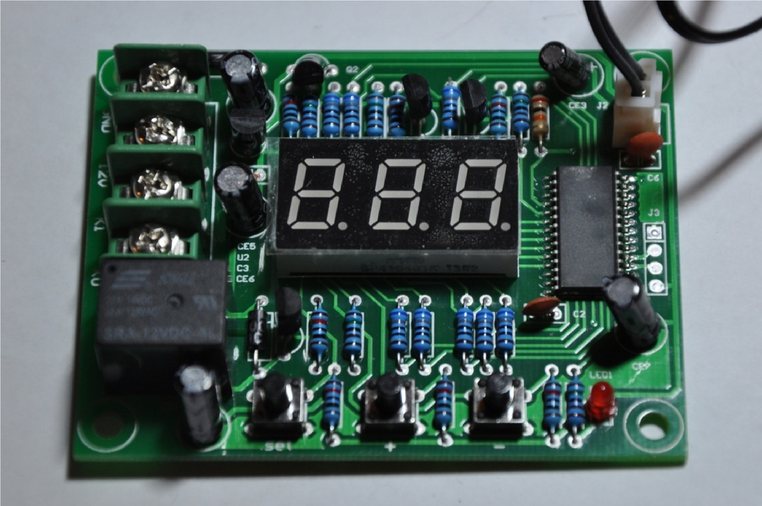 Arduino Programmable Thermostat