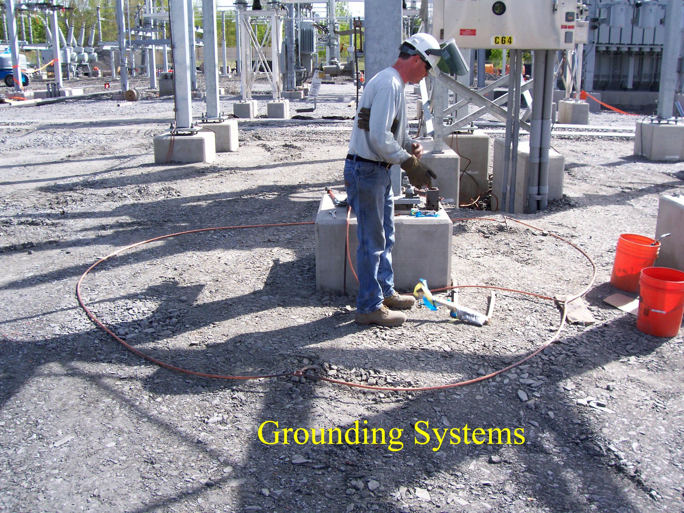 Grounding Electrical Equipment