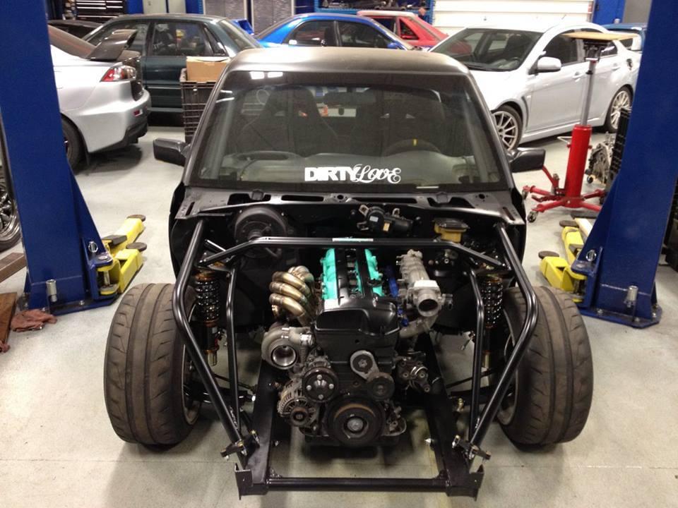 1994 S10 V8 Conversion Kit