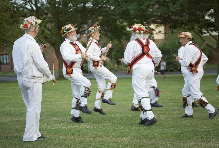 Types English Dances