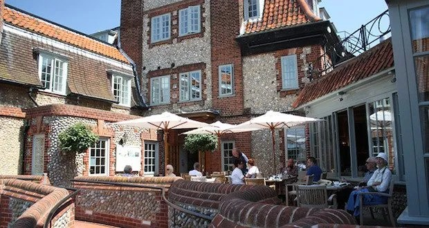 Eating Out North Norfolk