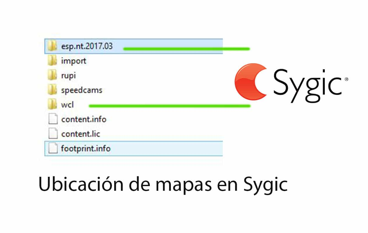 Sygic Truck Android 4.4.2 hasta 7.0