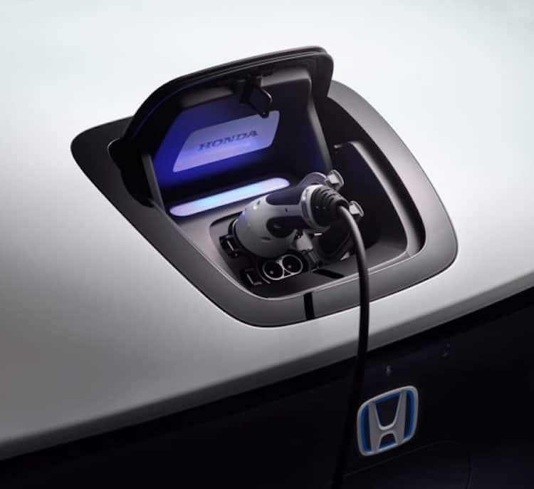 Honda e and Energy Management Images