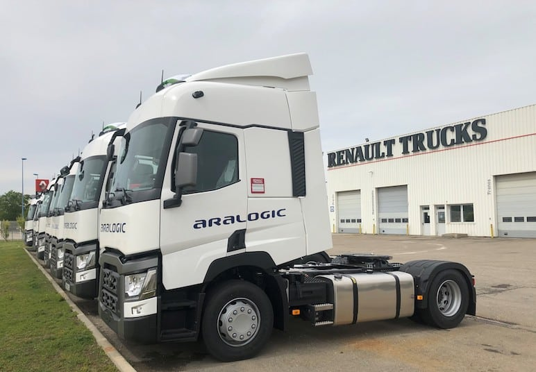 Aralogic Renault Trucks