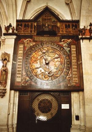 Horloge Astronomique De M 252 Nster