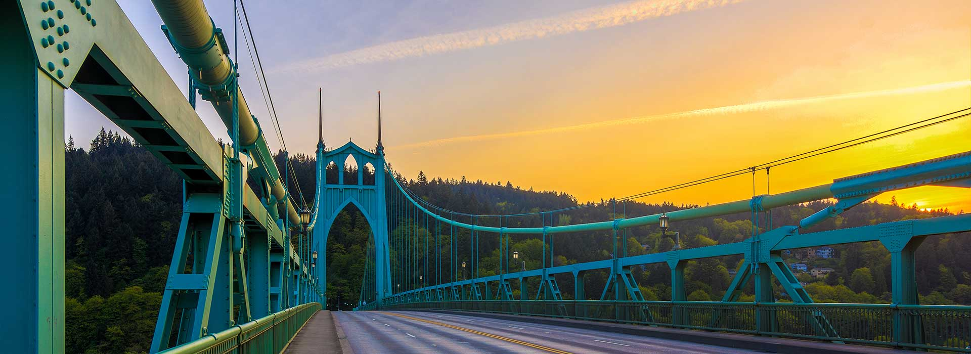 Hollywood Bridge Portland