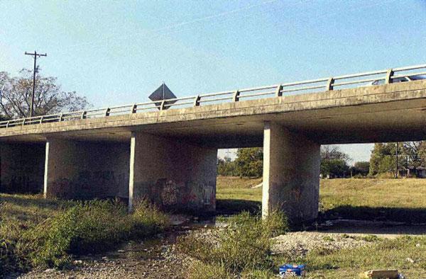 Concrete Culvert Bridge