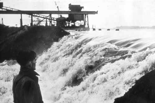 Yellow River Flood 1931 Cause