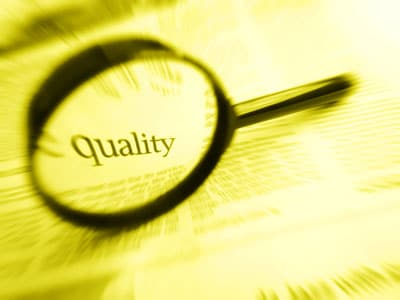 Quality Equals Sustainability