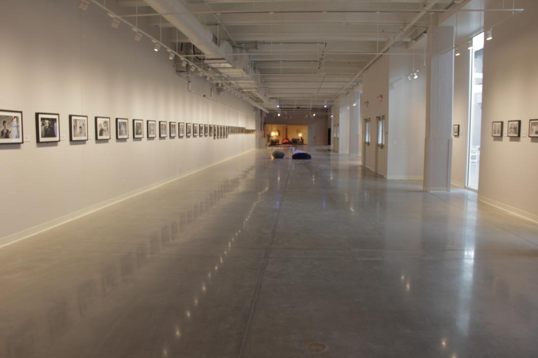 Led Gallery Lighting Art