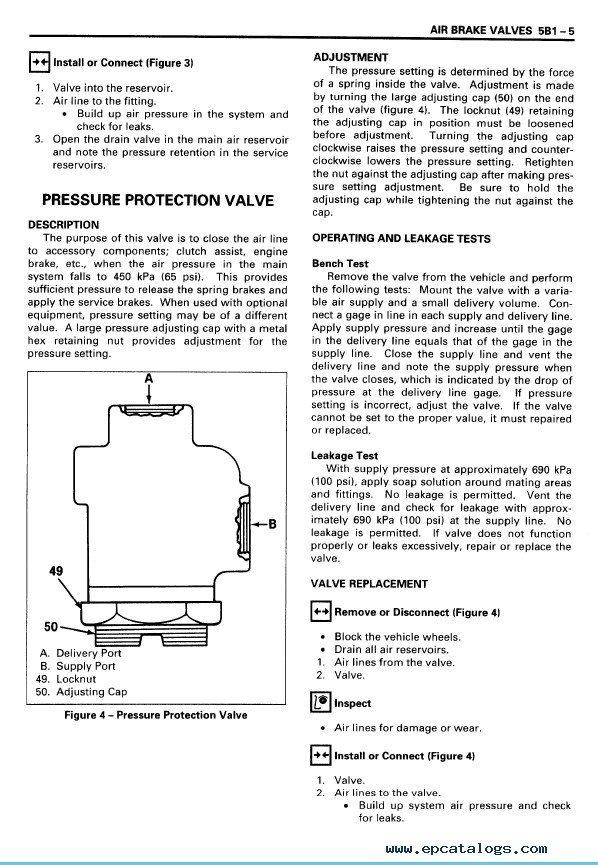 Isuzu Commercial Truck Frr W5 1997 1998 Service Manual