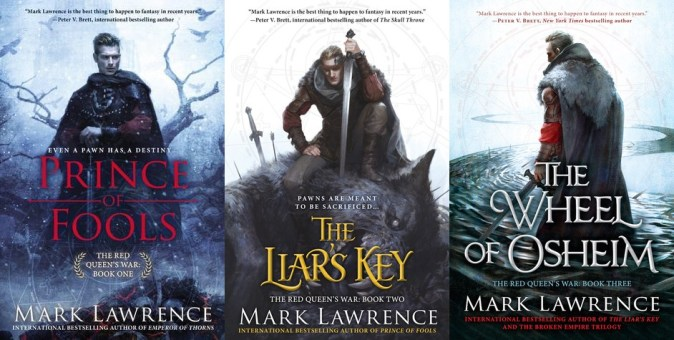 Review  The Red Queen s War Series by Mark Lawrence   Epic Grit Review  The Red Queen s War Series by Mark Lawrence