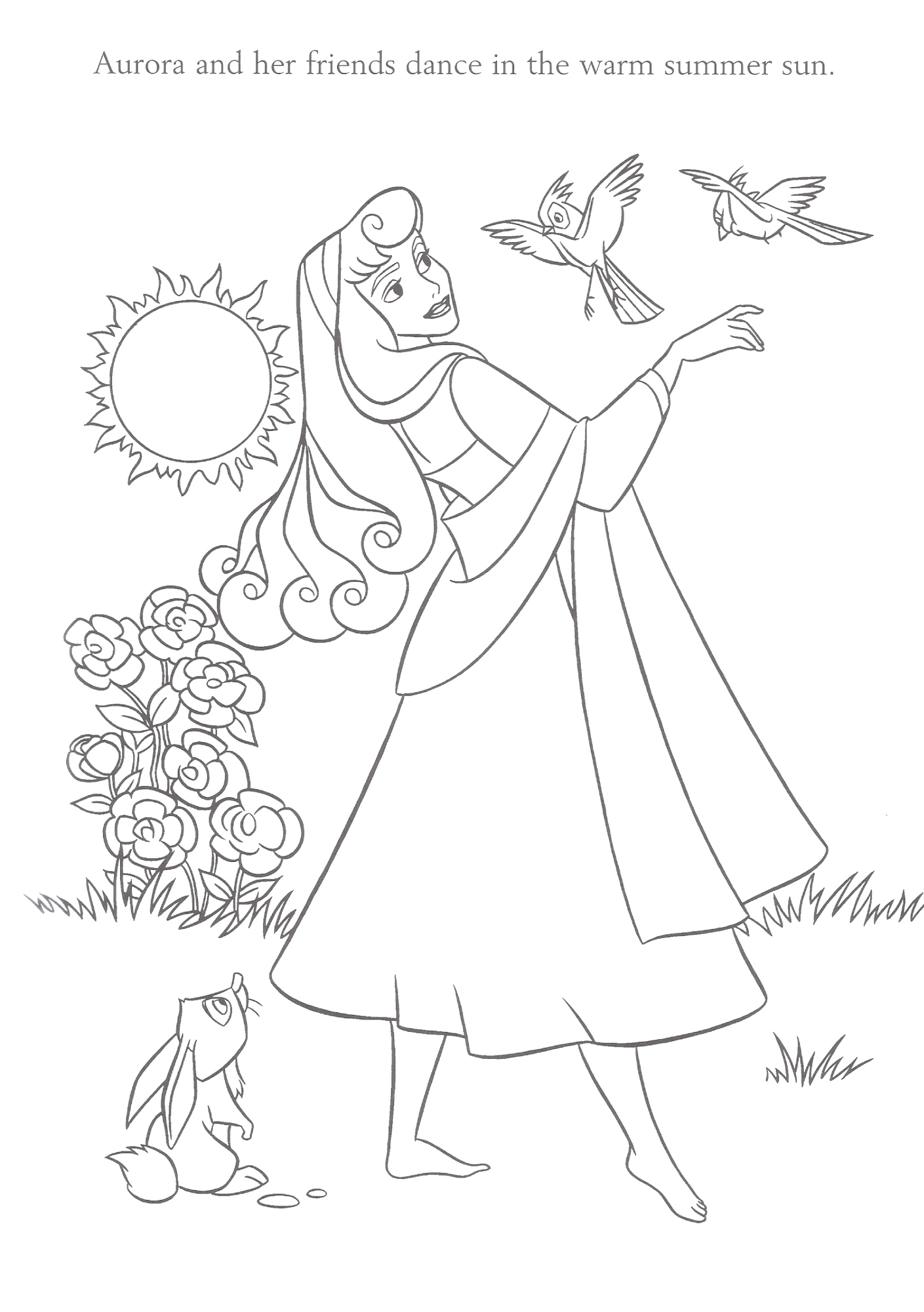 Disney Princess Coloring Pages 62 Free Printable Coloring Pages
