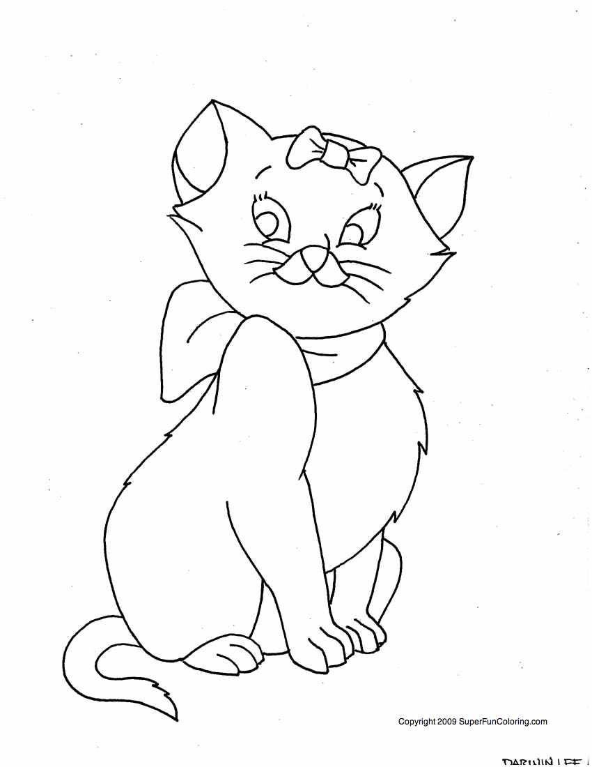 Girlfriend Cat Coloring Pages Cats Coloring Pages Cool Cats