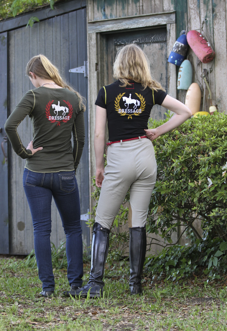 Comfortable Chic Equestrian Style Featuring Alp N Rock