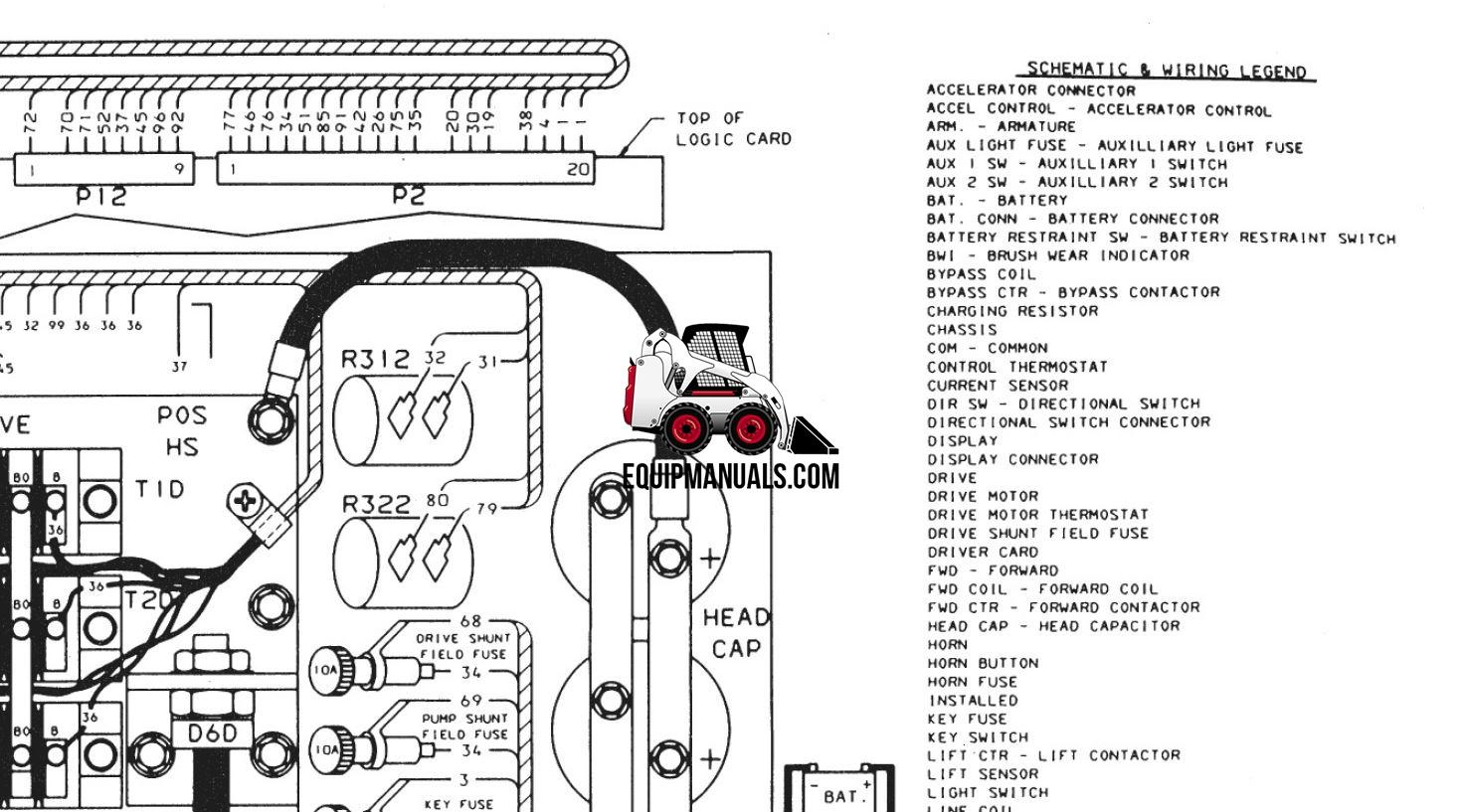 mitsubishi fb10krt  fb12krt  fb15krt forklift service manual