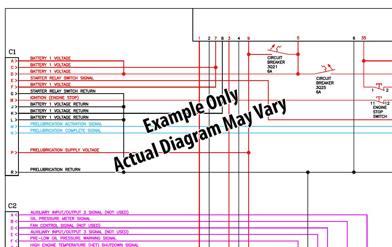 Detroit Dd15 Wiring Diagram